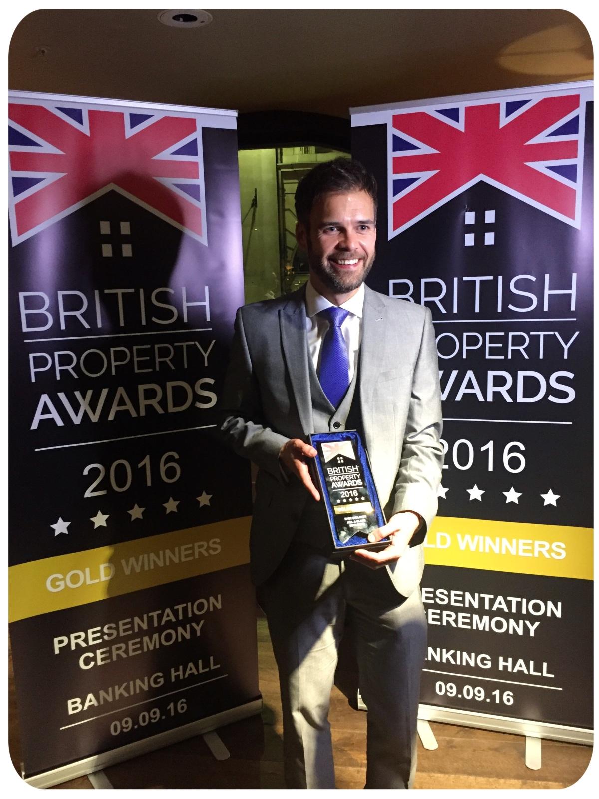 The British Property Awards – Winner forBoston