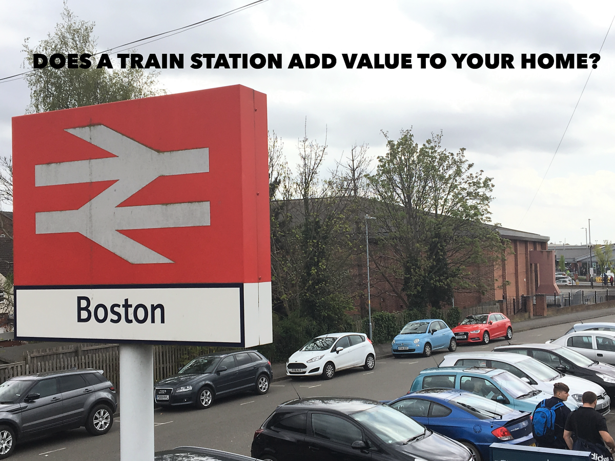 207,368 People use Boston Train Station a year  –  How does that affect the Boston Property Market?